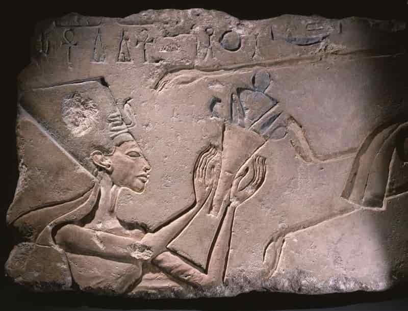 The temple of Akhenaten in Karnak, a mystery in fragments (amazing photos)
