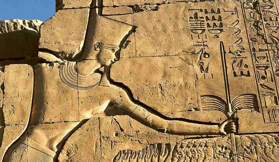 Thutmose III, the army of the warrior pharaoh