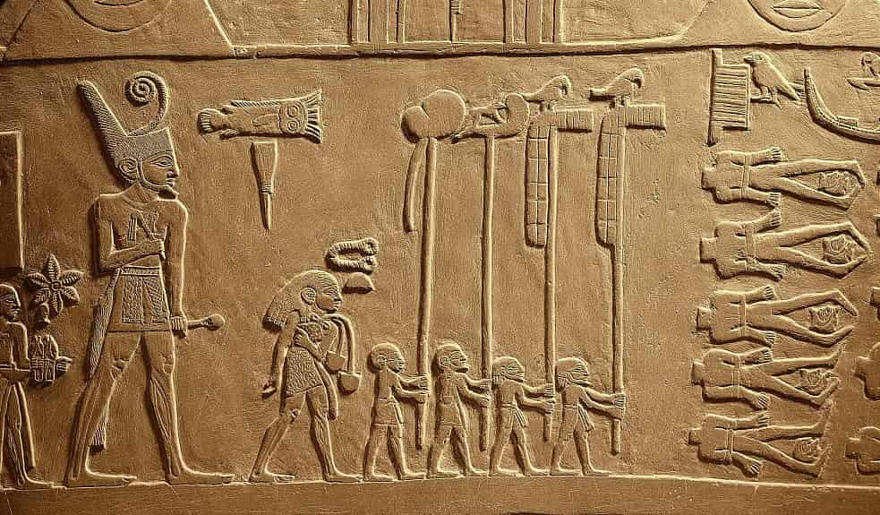 The birth of ancient Egypt