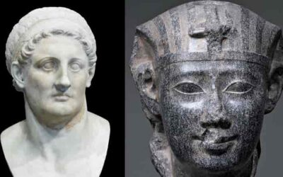 Ptolemaic Egypt, What did the Macedonians do in Egypt?