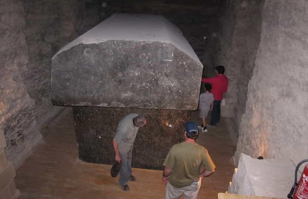 The mysterious Serapeum of Saqqara, the necropolis of the sacred bulls