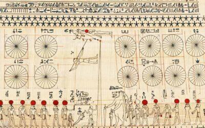 The origin of the ancient Egyptian calendar