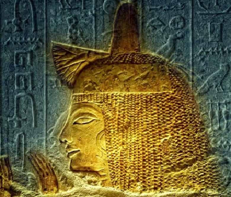 The discovery of the tomb of Maya, treasurer of Tutankhamun