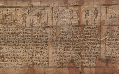 """The """"Books of Breaths"""", texts for the afterlife in ancient Egypt"""