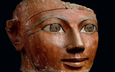 Hatshepsut, the great queen of the 18th dynasty