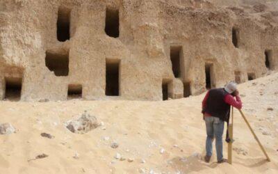 Ancient Egyptian Rock-Cut Tombs