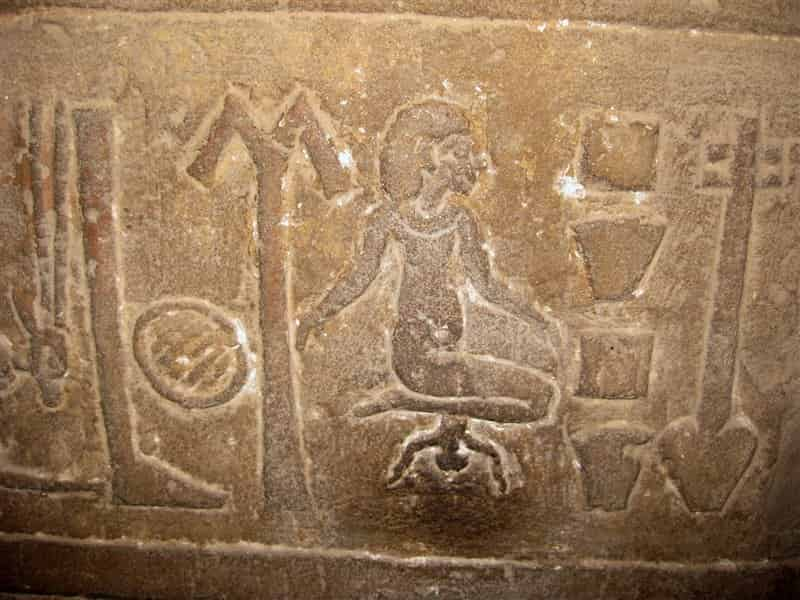 Contraceptive methods of the ancient Egyptians