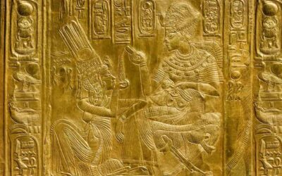 Tutankhamun's treasure, the king's life in the hereafter