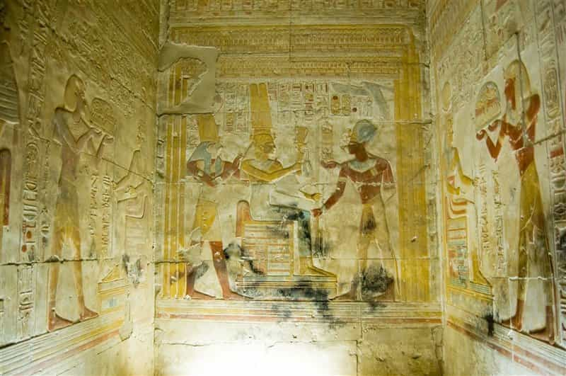 The Mortuary Temple of Seti I in Abydos (amazing photos)