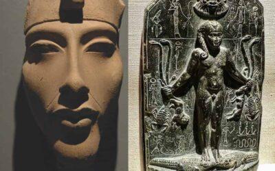 Akhenaten: Magic at Amarna