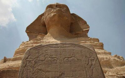 Dream Stele: What did the Sphinx promise Thutmose in his dream?