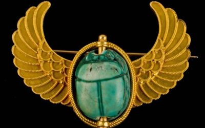 Jewels of ancient Egypt