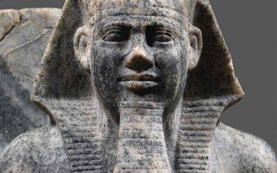 King Sahure and His Beautiful Pyramid