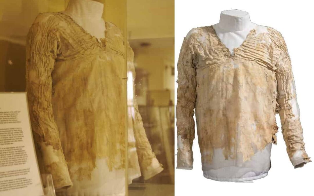 This is the oldest dress in the world
