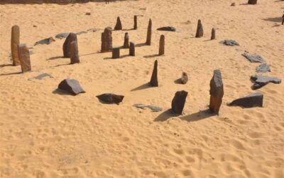 "The stone ""calendar"" of Nabta Playa, the Stonehenge of Egypt"