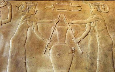Perfume, the secret passion of the ancient Egyptians