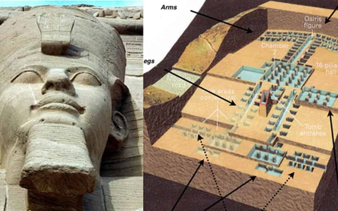The secrets of KV5, the largest tomb ever found in Egypt