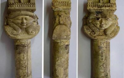 Tools used by ancient priests discovered in Egyptian temple