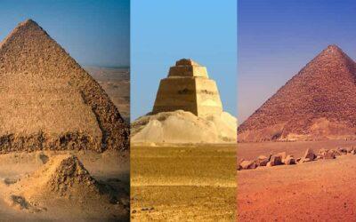 Sneferu, The pharaoh who built three pyramids