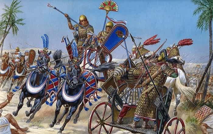 The Battle of Megiddo
