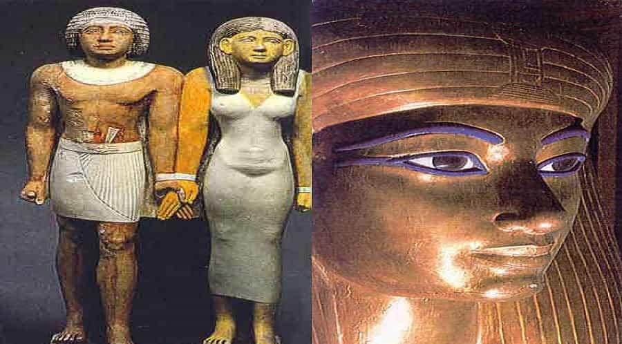 The Jeneret House, the life of the pharaoh's women