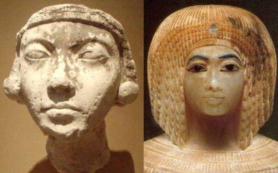 Queen Kiya, The second wife of Akhenaten, The mysterious queen of Amarna